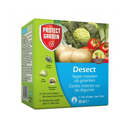 Desect moestuin 20ml Protect Garden